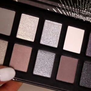 NYX Makeup - NYX Love Lust Disco Eyeshadow Palettes + Lipstick
